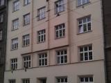 BD Brno Úvoz-fasádní omítkový systém