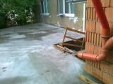 Znojmo-terasa na drenážní rohoži s volnou pokládkou (1)
