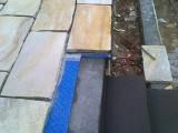 Znojmo- terasa s lepenou dlažbou na rohoži (1)